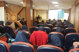 برگزاری نشست تخصصی فرهنگی با عنوان سبک زندگی پیامبر(ص) در واحد تهران مرکزی