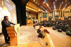 رئیس دانشگاه آزاد اسلامی استان البرز: بزرگترین دستاورد بسیج ، تفکر بسیجی ، روحیه جهادی و فرهنگ ایثار و شهادت است