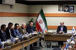 جلسه کنسرسیوم ربوکاپ دانشگاه آزاد اسلامی