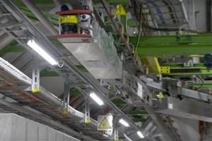 ورود یک بازرس رباتیک به بزرگترین برخورد دهنده جهان