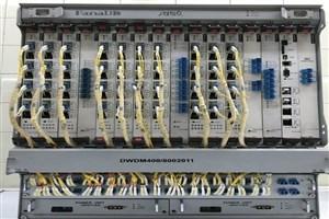 تجهیزات انتقال شبکه مخابراتی نوری بومیسازی شد