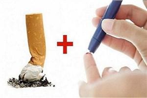 ترکیب مرگبار سیگار و دیابت/ هشدار به زنان سیگاری