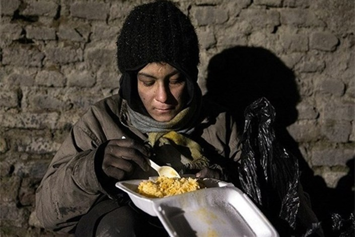 نتیجه تصویری برای بی خانمان های تهران