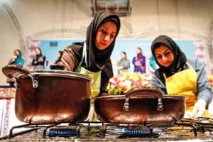 برگزاری جشنواره غذای دانشجویی به مناسبت روز دانشجو