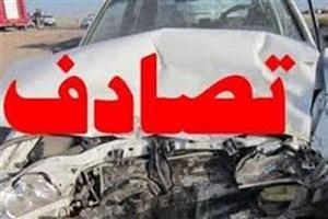 تصادف زنجیرهای در آزادراه کرج - قزوین ۶ کشته بر جای گذاشت
