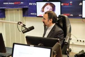 سفیر ایران: مذاکره مهم پوتین و روحانی/ تهران و مسکو متحدان ضدتروریستی هستند