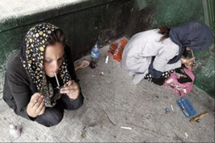 زنان، هفت درصد جمعیت معتادان کشور را تشکیل می دهند