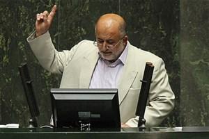 سوال از رئیس جمهور درباره وضعیت دریاچه ارومیه اعلام وصول شود