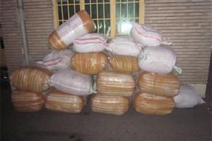 کشف کالای قاچاق یک میلیاردی در ارومیه
