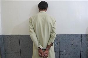 سارق حرفه ای با 35 فقره سرقت در زاهدان دستگیر شد