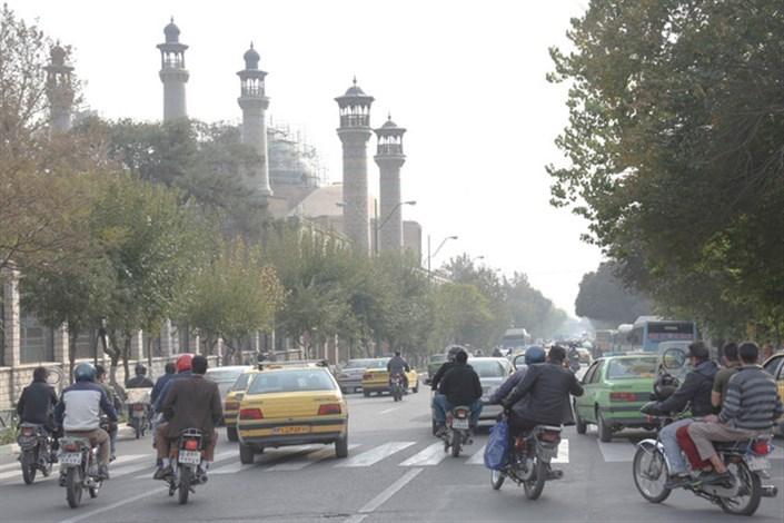 هوای سالم در آستانه خروج از پایتخت