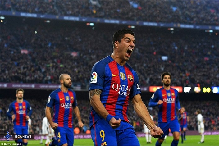 تساوی دیدار رئال مادرید و بارسلونا