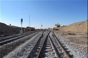 دو خطه شدن راه آهن قم تهران