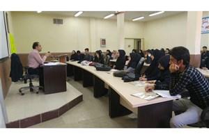 برگزاری کارگاه آموزشی مهارت های زندگی ویژه دانشجویان در واحد خرم آباد