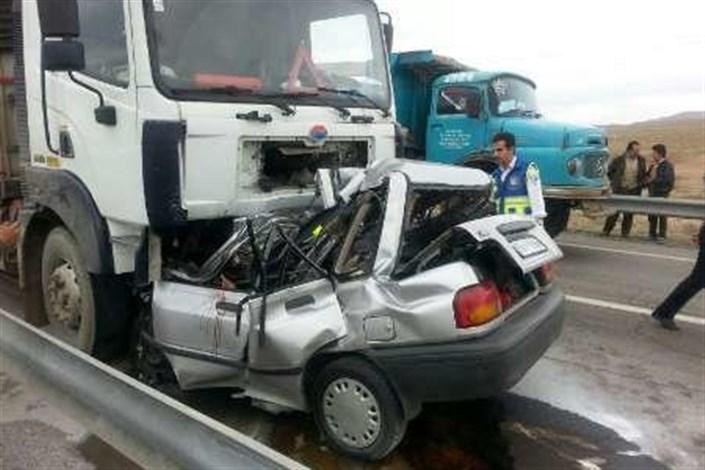 کاهش 2.7 درصدی تلفات رانندگی در هفت ماهه ابتدایی امسال