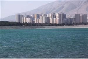 درختان  زیادی  برای احداث دریاچه چیتگر قطع شد