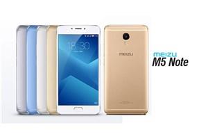 M5 Note  گوشی جدید  Meizu