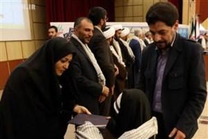 دانشجوی دانشگاه آزاد اسلامی واحد اردبیل برگزیده جشنواره رسانه ای ابوذر