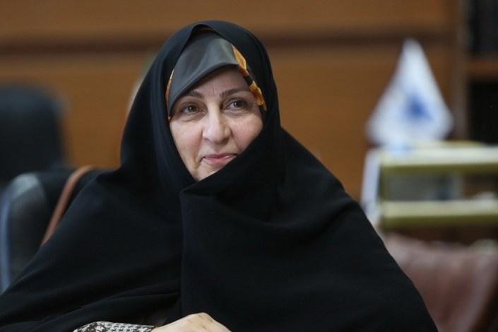 فاطمه طباطبایی رئیس شورای راهبردی زنان فرهیخته