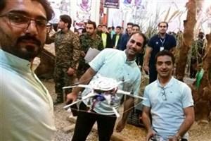 قهرمانی تیم های رباتیک دانشگاه آزاد اسلامی نیشابور در مسابقات بین المللی امیر کبیر