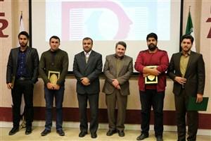 مقام سوم دانشجویان دانشگاه آزاد اسلامی قزوین در مسابقات ملی مناظرات دانشجویی