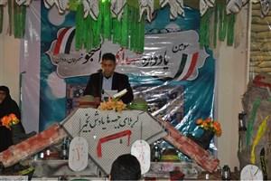 سومین یادواره شهدای دانشجو در واحد رودان برگزار شد