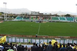 ورزشگاه ثامن آماده برگزاری دیدار پدیده و پرسپولیس