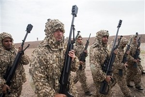 رزمایش محمد رسول الله (ص) نیروی زمینی ارتش پایان یافت