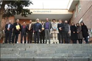 تمدید حکم ریاست کتابخانه مرکزی دانشگاه شهید بهشتی/رونمایی ازفضای جدید کتابخانه مرکزی