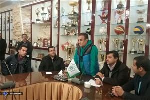 کاظمی در جلسه فنی ماشین سازان+ عکس