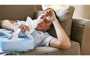 بهبود علائم آنفلوانزا  با کمک این پروتئین