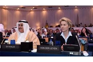 وزیر دفاع آلمان پس از دیدار با جانشین ولیعهد عربستان چه گفت؟