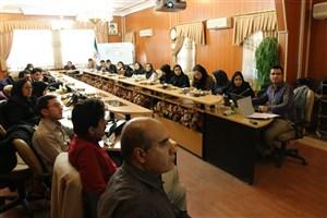برگزاری دو عنوان کارگاه آموزشی در مرکز مشاوره و خدمات روانشناختی دانشگاه آزاد اسلامی واحد سنندج