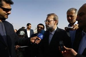 لاریجانی:  گزارش مجلس در خصوص اقتصاد مقاومتی به زودی ارائه می شود