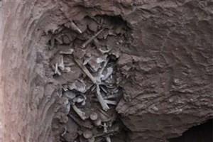 کشف ۲۴۲ جمجمه در گورهای مخفی مکزیک