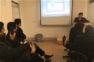 برگزاری کارگاه کاربرد کامپیوتر در مهندسی کشاورزی