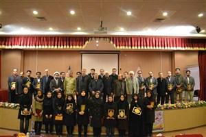 برگزاری مراسم تجلیل از پژوهشگران جوان دانشگاه آزاد اسلامی استان آذربایجان غربی