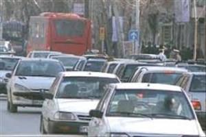 ممنوعیت تردد خودروهای تک سرنشین