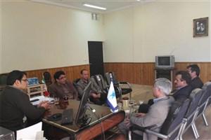 تعامل سازنده بانک ملی با دانشگاه آزاد اسلامی واحد ایوان غرب
