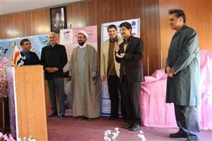 تجلیل از پژوهشگران برتر دانشگاه آزاد اسلامی رودهن