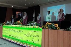 جشن میلاد پیامبر اکرم (ص) و هفته وحدت در دانشگاه آزاد اسلامی واحد مرودشت برگزار شد
