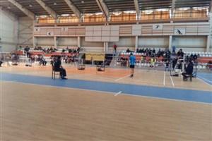 افتتاحیه دومین مرحله مسابقات بدمینتون جام میش مرغ در دانشگاه آزاد اسلامی واحد بوکان