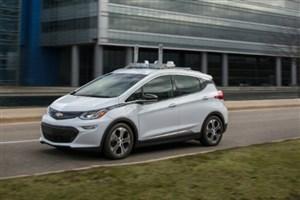کمپانی GM تست های خیابانی خودروی بدون راننده اش را در ایالت میشیگان آغاز کرد