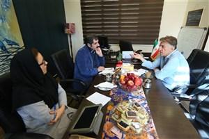 جشنواره تئاتر فجر از «من صدای آب هستم» حمایت می کند