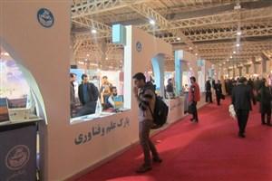CNCشش محوره در رقابت با  نمونه وارداتی در نمایشگاه دستاوردهای پژوهش، فناوری و فن بازار