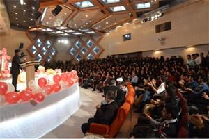 برگزاری جشن عقد دانشجویی در دانشگاه آزاد اسلامی دزفول