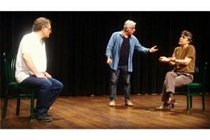 «دو مرد در یک اتاق» به تالار حافظ رسید