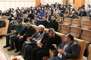 برگزاری مراسم اختتامیه هفته پژوهش در واحد لاهیجان