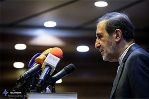 ولایتی: از تمامیت ارضی عراق حمایت میکنیم