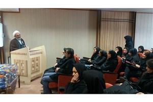 برگزاری مراسم سخنرانی ابوالقاسم طیبی در واحد تهران مرکز